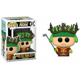 South Park :31 Stick of Truth - High Elf King Kyle
