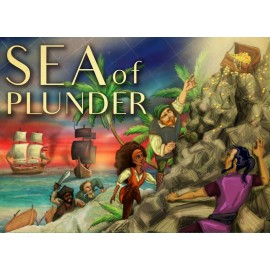 Sea of Plunder - Boardgame