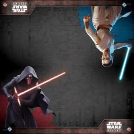 """Star Wars Destiny Awakenings: Two-Player Game Mat 26""""x26"""""""