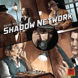 Shadow Network - Boardgame