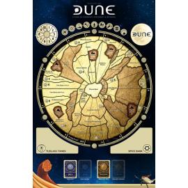 DUNE Game Mat (36' x 24') - Miniature Game
