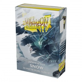 Snow 'Nirin' Sleeves - Japanese size - Matte Dual 60 - Accessorie