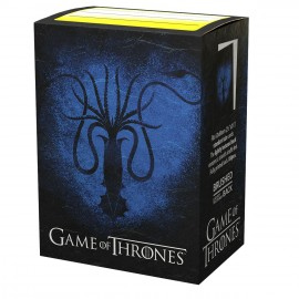 Game of Thrones - House Greyjoy License Sleeves - SLEEVES - STANDARD SIZE - Accessorie