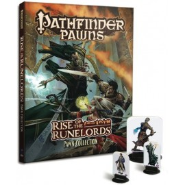 Pathfinder Pawns Rise of the Runelords Adventure Path Pawn Collection (2E Update) - RPG