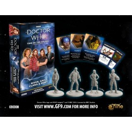 Doctor Who: Time of the Daleks Expansion: Companions Set 2