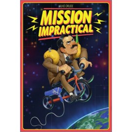 Mission Impractical - Boardgame
