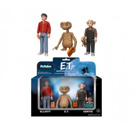 "ReAction - ET - Elliot, ET and Gertie - 3,75"" 3-pack LIMITED"