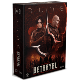 Dune : Betrayal - Boardgame