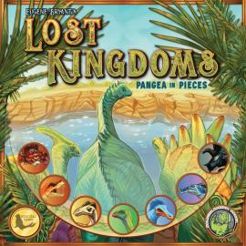 Lost Kingdoms Pangea in Pieces - Boardgame