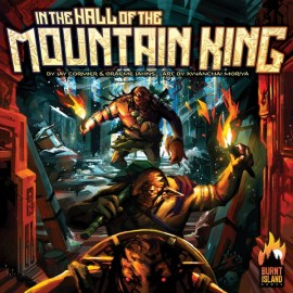 In the Hall of the Mountain King - Boardgame