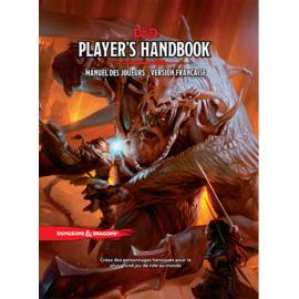 Dungeons & Dragons Next Player's Handbook French