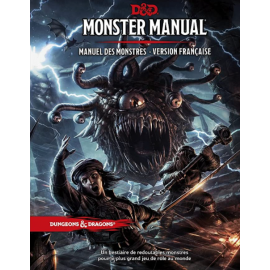 Dungeons & Dragons Next Monster Manual French