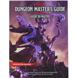 Dungeons & Dragons Next Dungeon Master's Guide French