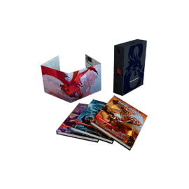 Dungeons & Dragons Next Core Rulebook Gift Set Italian