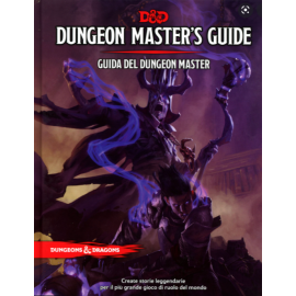 Dungeons & Dragons Next Dungeon Master's Guide Italian