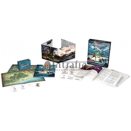 Dungeons & Dragons Next Essentials Kit Italian
