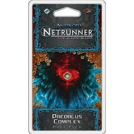 Android Netrunner LCG: Daedalus Complex Data Pack