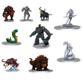 Critical Role: Monsters of Tal'Dorei - Set 1 - Miniature Game