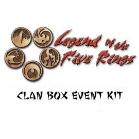 L5R CCG Clan Box Event Kit