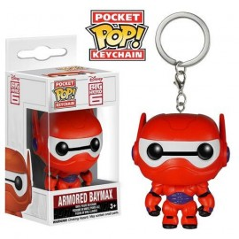POP Keychain - Disney - Big Hero 6 -Baymax in Red Armor