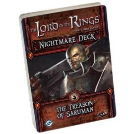 The Lord of the Rings LCG Treason of Saruman Nightmare Deck