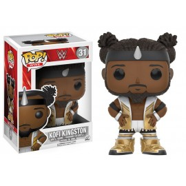 WWE 31 POP - Kofi Kingston