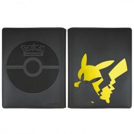 PKM Elite Series: Pikachu 9-Pocket Zippered PRO-Binder