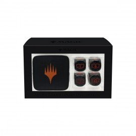 MTG Mythic Edition Loyalty Dice and case