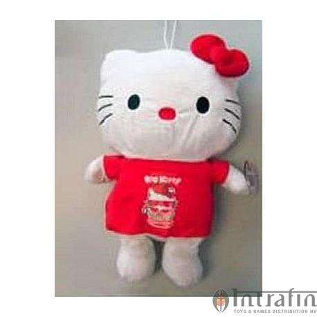 Hello Kitty Plush 50cm Red