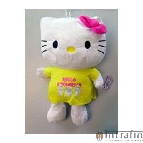 Hello Kitty Plush 50cm Yellow