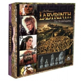 Jim Henson's Labyrinth - Board Game