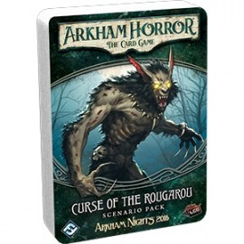 Arkham Horror LCG: Curse of the Rougarou scenario pack PTO