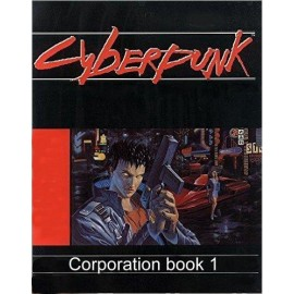 Cyberpunk Corporation book 1