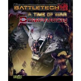 BattleTech A Time of War Companion