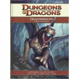 Dungeons & Dragons 4 Draconomicon Dragons Chromatique