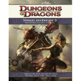 Dungeons & Dragons 4 Manuel des Plans