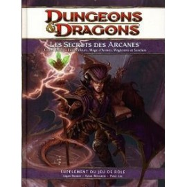 Dungeons & Dragons 4 Secret des Arcanes