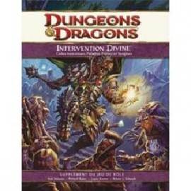 Dungeons & Dragons 4 Intervention Divine