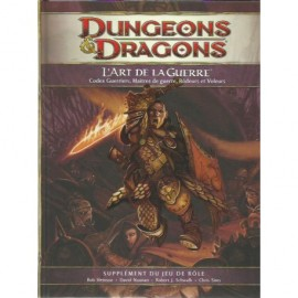 Dungeons & Dragons 4 Art de la Guerre