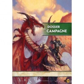 Dungeons & Dragons 4 Dossier de Campagne