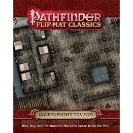 GameMastery Flip-Mat Classics Waterfront Tavern