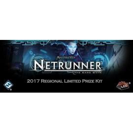 Netrunner LCG 2017 Regional Limited Prize Kit