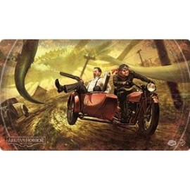 Arkham Horror LCG: Narrow Escape Playmat