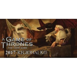 A Game of Thrones LCG 2017 Regional Kit