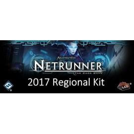 Netrunner LCG 2017 Regional Kit