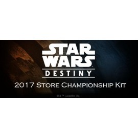 Star Wars Destiny 2017 Store Championship Kit