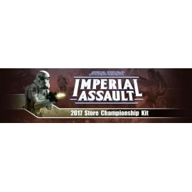 Star Wars Imperial Assault 2017 Store Championship Kit
