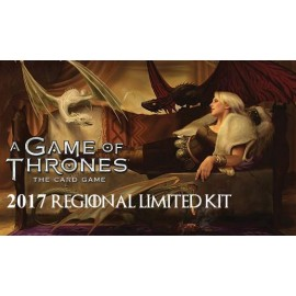 A Game of thrones LCG 2017 Regional Limited Kit