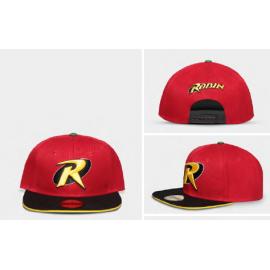 Robin - Snapback Cap