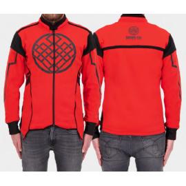 Shang-Chi - Outfit Inspired Men's Tech Trackjacket - Medium